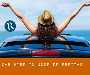 Car Hire in José de Freitas
