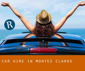 Car Hire in Montes Claros