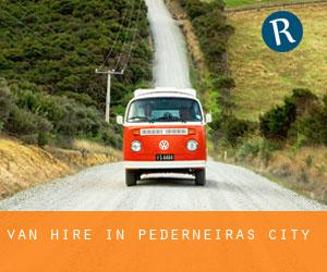 Van Hire in Pederneiras (City)