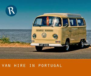 Van Hire in Portugal