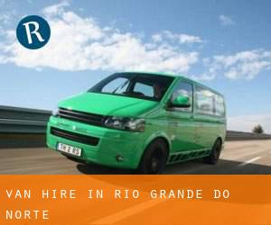 Van Hire in Rio Grande do Norte