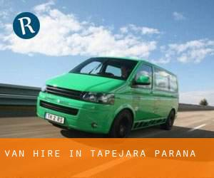 Van Hire in Tapejara (Paraná)