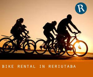 Bike Rental in Reriutaba