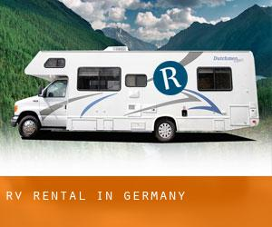 RV Rental in Germany