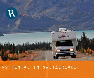 RV Rental in Switzerland
