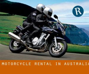 Motorcycle Rental in Australia
