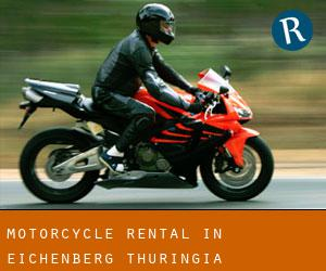 Motorcycle Rental in Eichenberg (Thuringia)