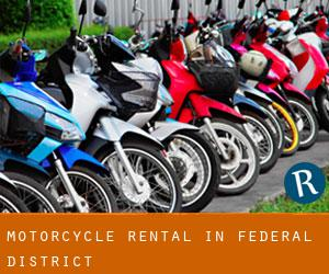 Motorcycle Rental in Federal District