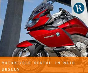 Motorcycle Rental in Mato Grosso