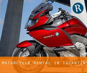 Motorcycle Rental in Tocantins