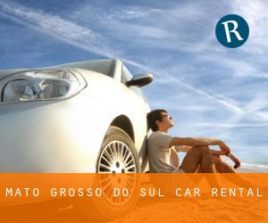 Mato Grosso do Sul Car Rental